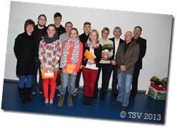 Sportlerehrung 2012 - Rückblick Foto (3)