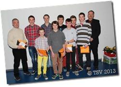 Sportlerehrung 2012 - Rückblick Foto (4)