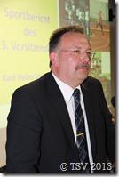 3.Vorstand & Sportkoordinator - Karl-Heinz Vandrey