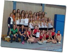 Württembergisches Landesfinale TGMTGW in Fellbach 28.4.13