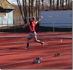 Simon Vandrey - Baden-Württembergische Landesmeisterschaften in Waiblingen