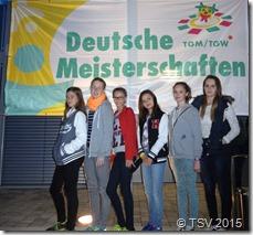 TGW Jugend bei der 1. DM