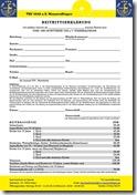TSV 1848 e.V. Wasseralfingen - Beitrittserklärung